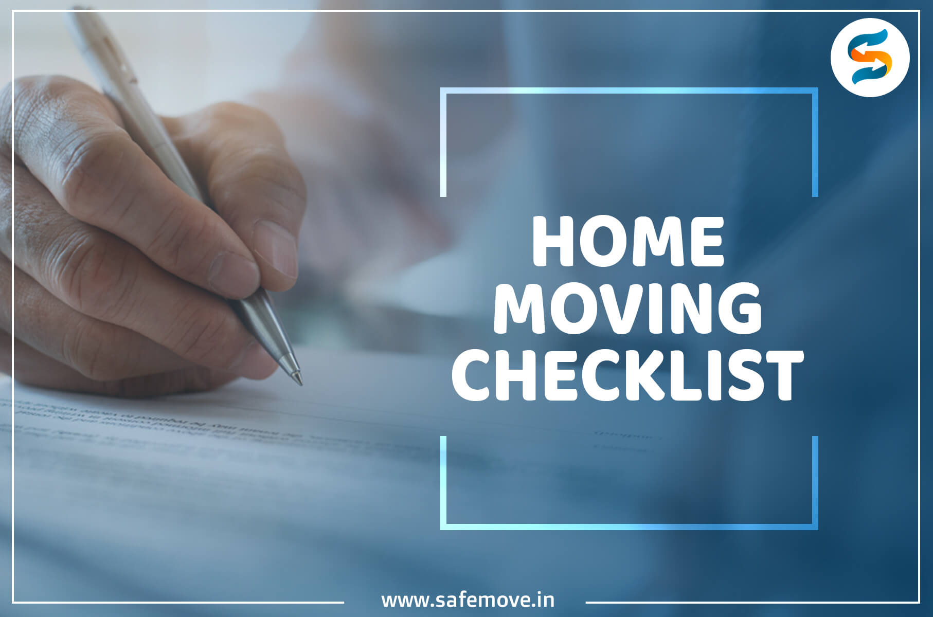 A Comprehensive Checklist for Moving Your Home in India